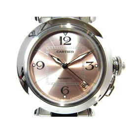 Cartier Pasha W31075M7 Stainless Steel Automatic 35mm Womens Watch