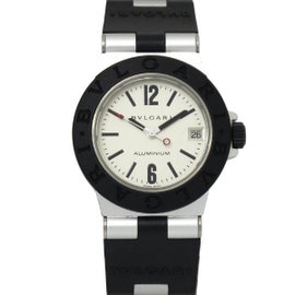Bulgari AL32TA Aluminium Quartz 32mm Womens Watch