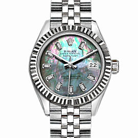 Rolex Datejust Stainless Steel with MOP Dial 36mm Men Watch