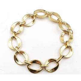 Vintage Chanel Gold-Tone Vintage Necklace