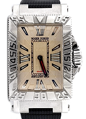 "Image of ""Roger Dubuis Aqua Mare Stainless Steel Mens Watch"""