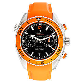 Omega Planet Ocean 232.32.46.51.01.001 Rubber Chronograph 45.5mm Mens Watch