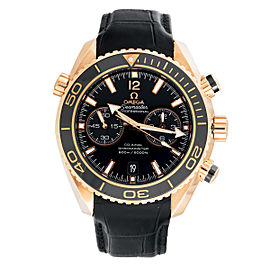 Omega Seamaster Planet Ocean 23263465101001 Black Dial Automatic 45.5mm Mens Watch