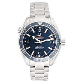 Omega Seamaster Planet Ocean 232.90.42.21.03.001 Titanium 42 mm Mens Watch