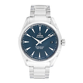 Omega Aqua Terra 3110422103003 Automatic Blue Dial 41.5mm Mens Watch