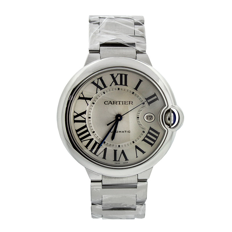 "Image of ""Cartier Ballon Blue Automatic Large Size W69012Z4 Watch"""
