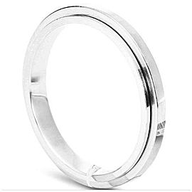 Piaget 18K White Gold Ring Size 7