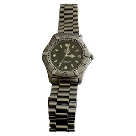 Tag Heuer Classic WE1110-R Vintage 200m Stainless Steel 38mm Watch