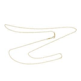 Tiffany & Co. Elsa Peretti 18k Yellow Gold 30