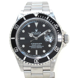 Rolex Submariner Stainless Steel 40mm Mens Watch