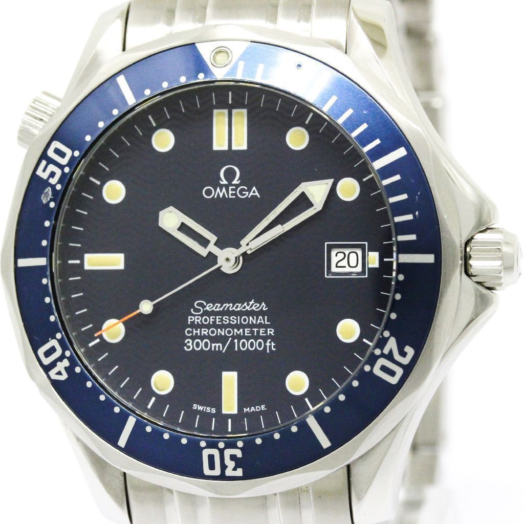 """Image of """"Omega 2531.80 Seamaster Stainless Steel Automatic 41mm Mens Watch"""""""