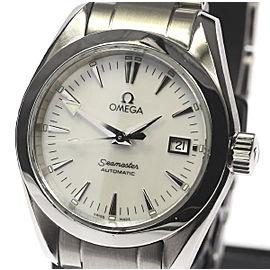 Omega Seamaster Aqua Terra Stainless Steel Quartz 29.5mm Men's Watch