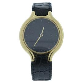 Ebel Beluga 18K Yellow Gold Watch