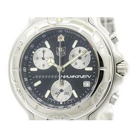 Tag Heuer 6000 CH1114 Stainless Steel 40mm Mens Watch
