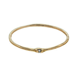 14k Rose Gold Whisper Ring
