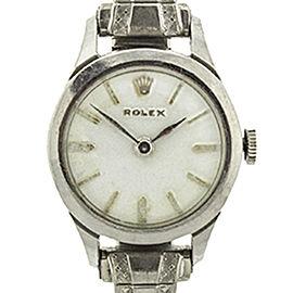 Vintage Rolex Ladies Dress Watch