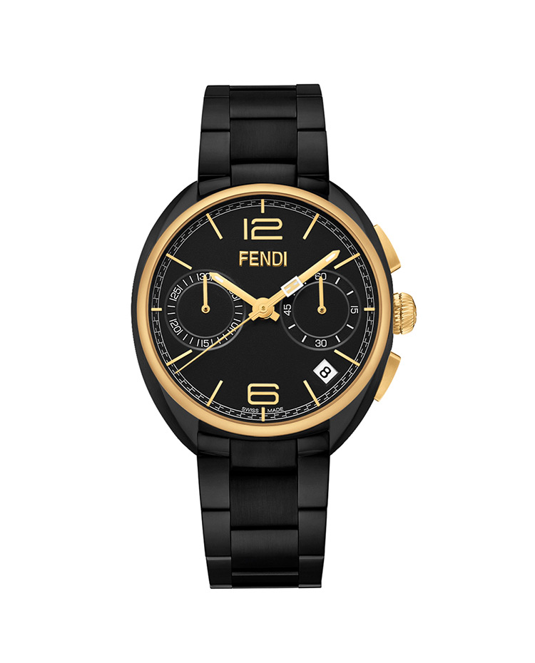 "Image of ""Momento Fendi Black & Gold"""