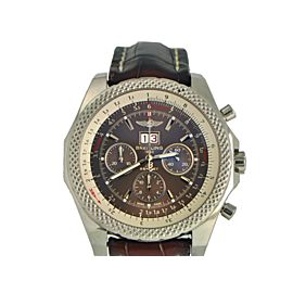 Breitling Bentley A44364 A4436412 /q569-2cd Stainless Steel 47.8mm Mens Watch