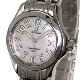 Omega Seamaster 2581.70 Stainless Steel 26mm Women's Watch
