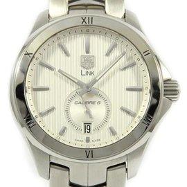 Tag Heuer Link WAT2113.BA0950 Stainless Steel 40 mm Men's Watch