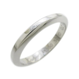 Cartier Platinium Declaration Ring Size 5.25