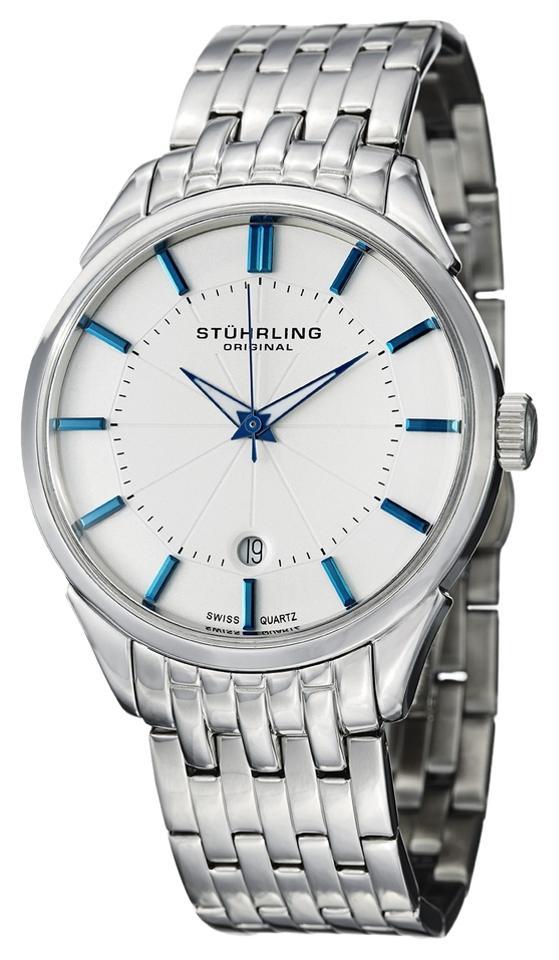 "Image of ""Stuhrling Arlington 461.33112 Stainless Steel 40mm Watch"""
