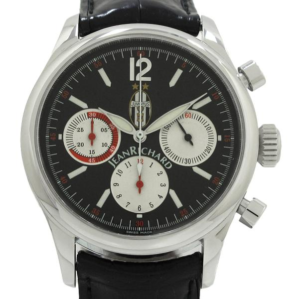 "Image of ""Jean Richard Juventus Stainless Steel Automatic 40mm Mens Watch"""