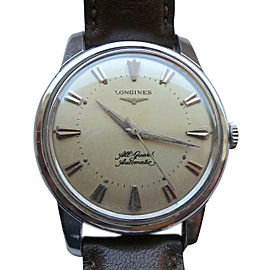 Longines Vintage 1956 All Guard Automatic 35mm Mens Watch
