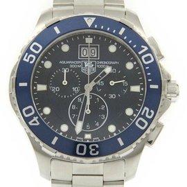 Tag Heuer CAN1011.BA0821 Aquaracer Stainless Steel Quartz 44.5mm Men's Watch
