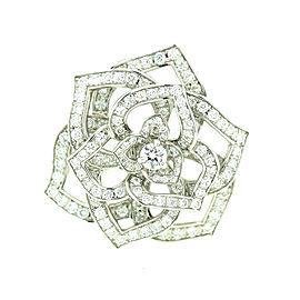 Piaget White Gold Diamond Rose Ring