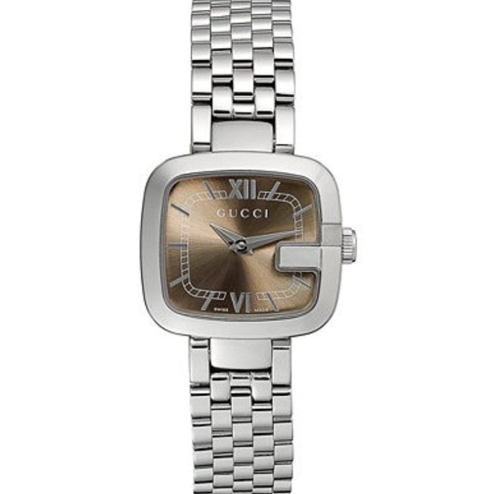 """Image of """"Gucci Stainless Steel 23mm Ladies Watch"""""""