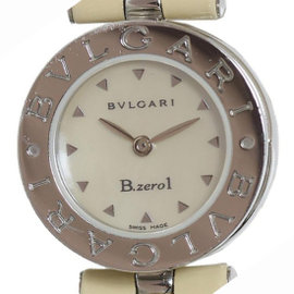 Bulgari B-Zero 1 BZ22S Stainless Steel Quartz 22mm Womens Watch