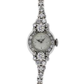 Concord La Scalac 2ct. Diamond Antique Womens Watch