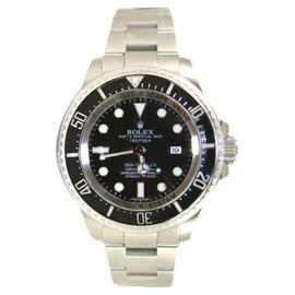 Rolex Sea-Dweller (Deep Sea) 116660, Newly Designed SeaDweller with Ceramic Bezel & Glidelock Band Watch