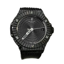 Hublot Big Bang Black Caviar 346.CX.1800.BR 41mm Mens Watch