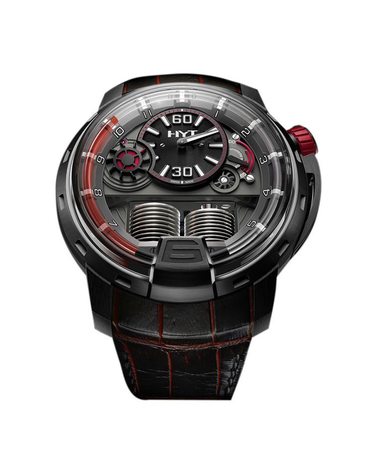"Image of ""H1 Dracula Watch"""