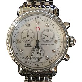Michele CSX MW03M01A1046 Mother Of Pearl Womens Watch