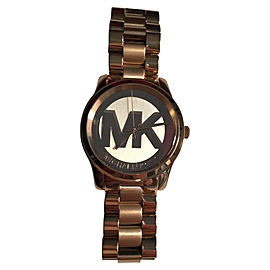 Michael Kors MK5786 Gold Tone Stainless Steel 38mm Watch