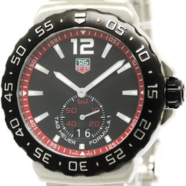 Tag Heuer Formula 1 WAU1114 Stainless Steel Quartz 42mm Mens Watch
