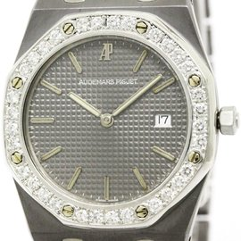 Audemars Piguet Royal Oak Stainless Steel Quartz 33mm Mens Watch
