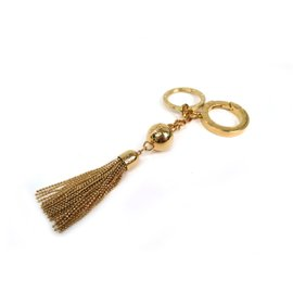 Louis Vuitton Porte Cles Swing Brass Gold Tone Hardware Key Holder