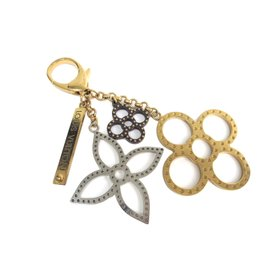 Louis Vuitton Gold Tone Hardware Bijoux Sac Tapage Key Holder