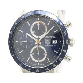 Tag Heuer Carrera CV2015 Stainless Steel Automatic 41mm Mens Watch