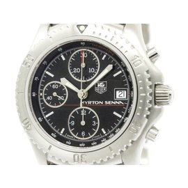 Tag Heuer Link CT2114 Stainless Steel Automatic 42mm Mens Watch