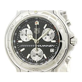 Tag Heuer 6000 CH1114 Stainless Steel Quartz 40mm Mens Watch