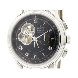 Zenith El Primero 03.1260.4021 Stainless Steel Automatic 45mm Mens Watch