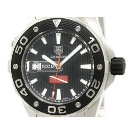 Tag Heuer Aquaracer WAJ211A Stainless Steel Automatic 42mm Mens Watch