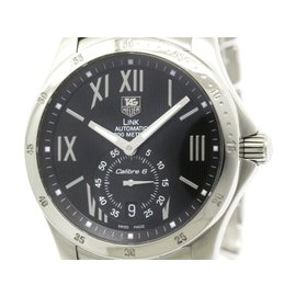 Tag Heuer Link WJF211N Stainless Steel Automatic 39mm Mens Watch