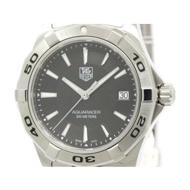 Tag Heuer Aquaracer WAP1110 Stainless Steel Quartz 40mm Mens Watch