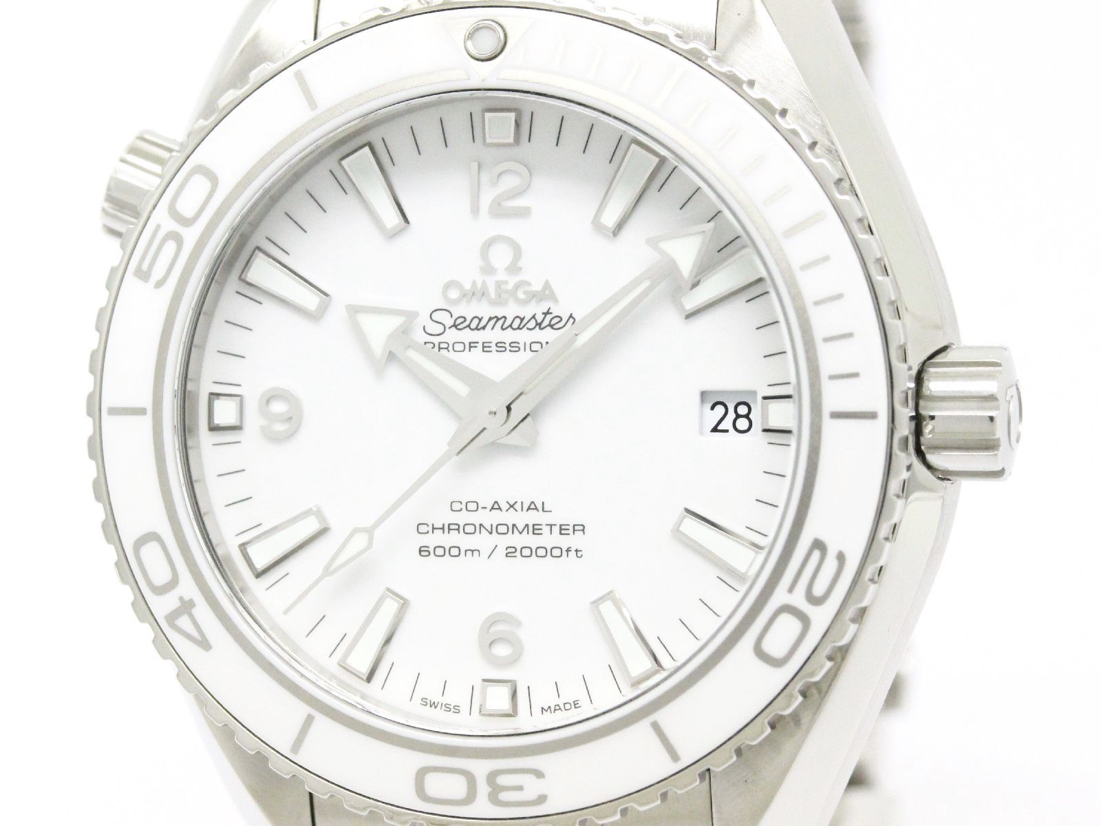 "Image of ""Omega Seamaster Planet Ocean 600M 232.30.42.21.04.001 Stainless Steel"""